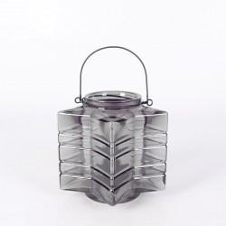 Glass Lantern Large