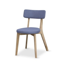 ALISON Blue Dining Chair