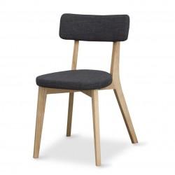 ALISON Dark Grey Dining Chair