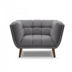 SEATTLE Armchair Dark Grey