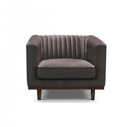 BORDEAUX Armchair Grey