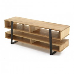 ECLYPSE TV Stand with 4 niches