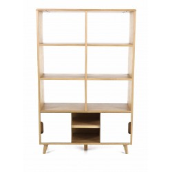 ELFY Bookcase with 2...