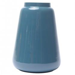 FYNN Vase Blue Enamel Iron