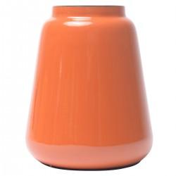 FYNN Vase Orange Enamel Iron