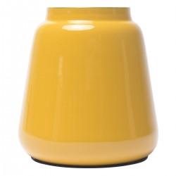 FYNN Vase Yellow Enamel Iron