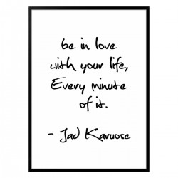 BE IN LOVE