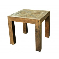 ASHLEY Elm Side Table