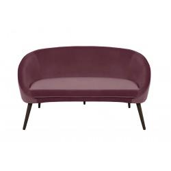 SAFIR 2-Seater Sofa Pink
