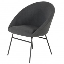 AXEL Armchair Dark Grey