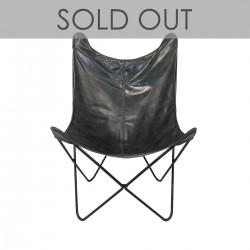 BUTTERFLY Dark Leather...