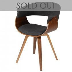 KYO Chair Dark Grey Fabric...