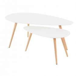 BLOOM Coffee Table White