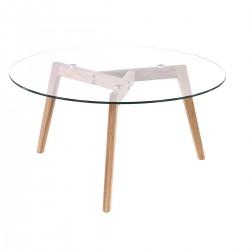 BLOOM TB01 Coffee Table 90cm