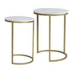 ELSSIE Nesting Side Table...
